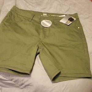 Midrise shorts